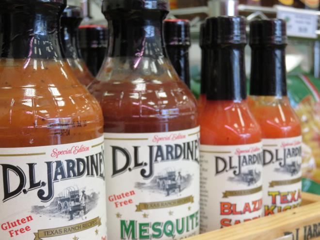 Saint Johns Butchery Condiments