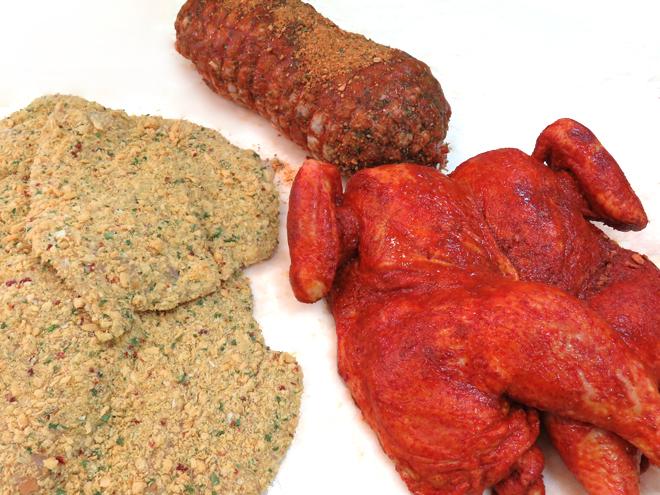 Saint Johns Butchery Flavoured Chicken