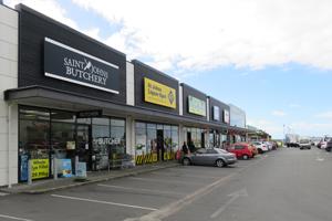 Saint Johns Butchery Store Front